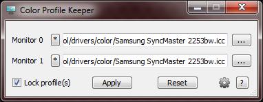 Nvidia forever ignoring custom color profile support in full